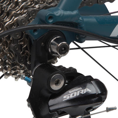 Puntilla para rodillo de bicicleta