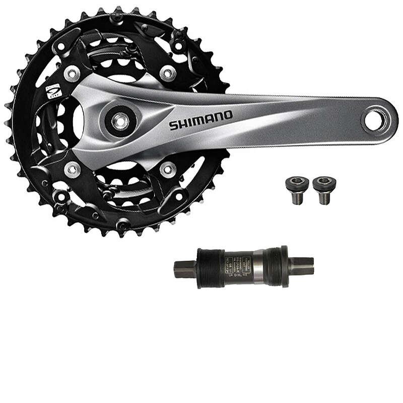 PŘEVODY NA KOLO Cyklistika - PŘEVODNÍK ACERA 9 R 175 MM SHIMANO - Náhradní díly na kolo