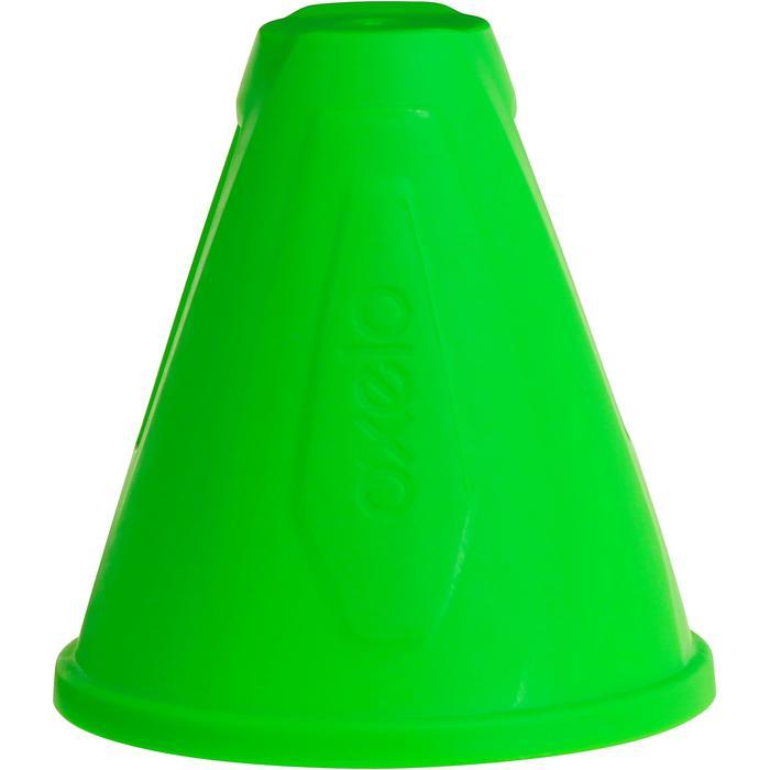 Lot 10 cônes roller slalom - 1018557