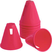 Rožnati stožci za slalom (10 kosov)