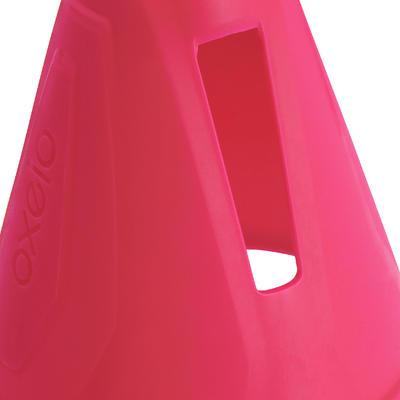 Conos lote x10 eslalon rosado