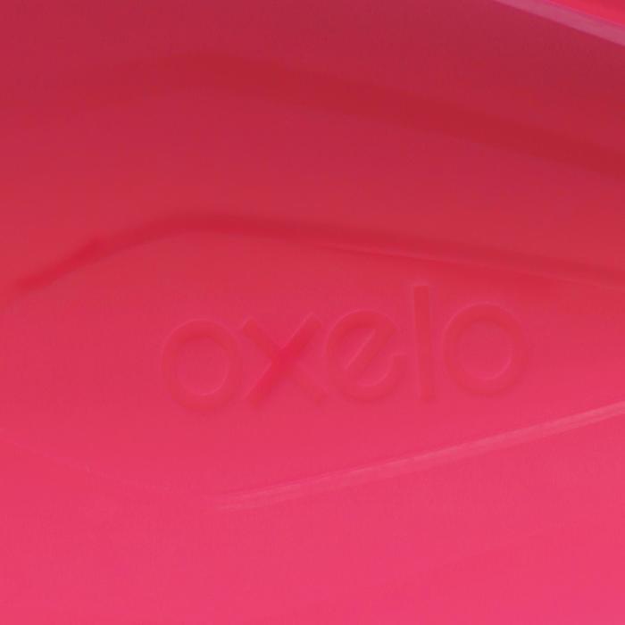 Set 10 slalomkegels skaten roze