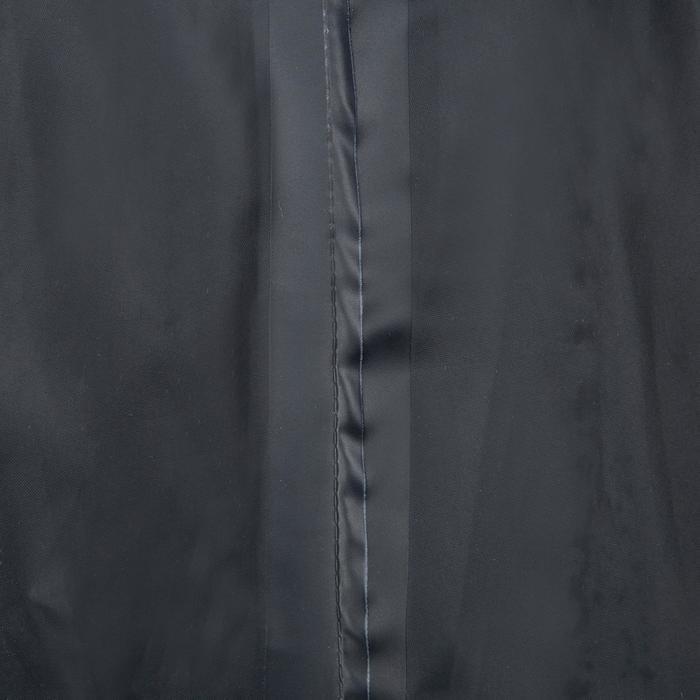 Chaqueta náutica Vareuse cortaviento vela ligera/catamarán adulto 100 azul/rojo