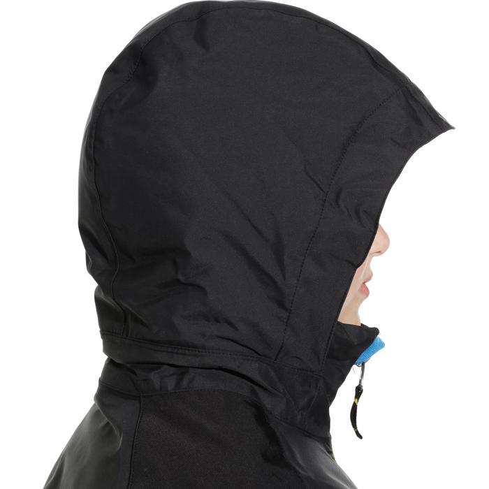 Jongens ski-jas 300 blauw/zwart