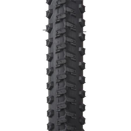 Pneu de vélo de montagne All Terrain 9 Speed 27,5 x 2,10 compatible sans tube