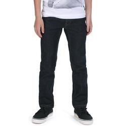 Skate jeans voor jongens regular V2 blauw