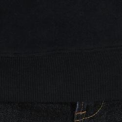 Skate hoodie mid voor kinderen, Skull - 1019163