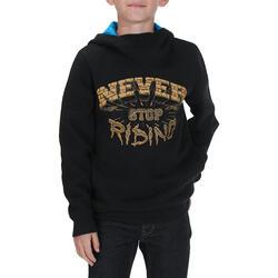 Skate hoodie mid voor kinderen, Skull - 1019165