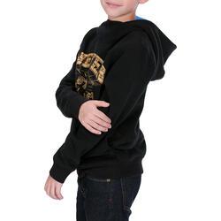 Skate hoodie mid voor kinderen, Skull - 1019167