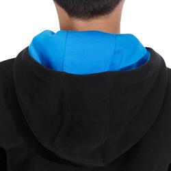Skate hoodie mid voor kinderen, Skull - 1019168
