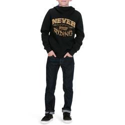Skate hoodie mid voor kinderen, Skull - 1019169