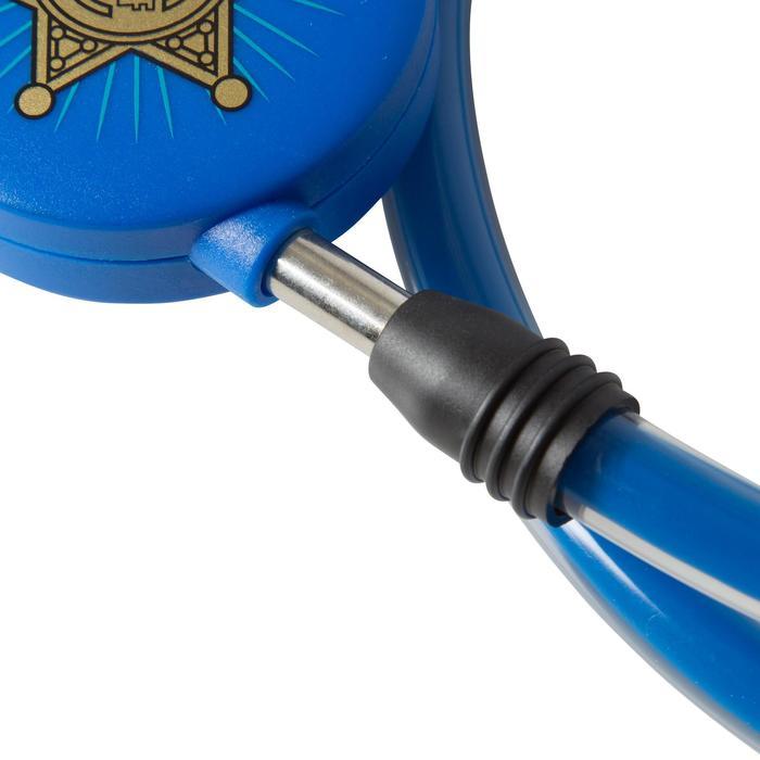 Slot kinderfiets 300 blauw