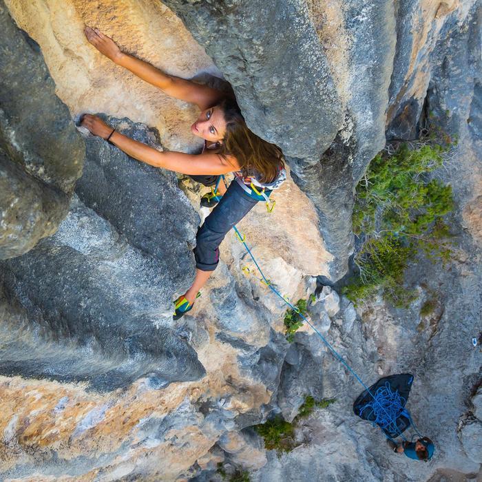 Touwzak voor klimtouw Rock'n Rope