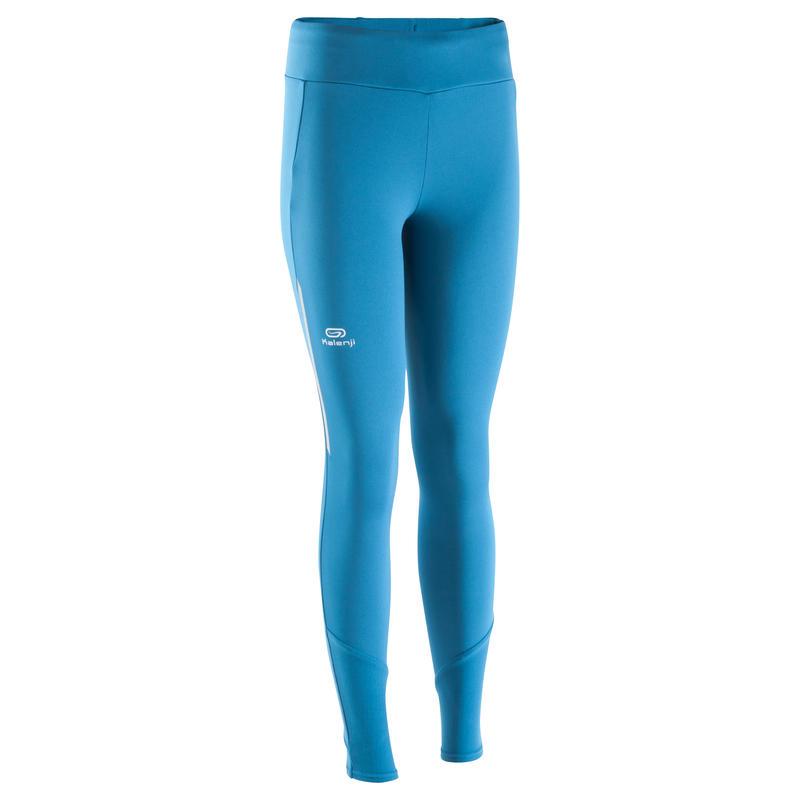 Ekiden Warm Women's Running Tights - Blue