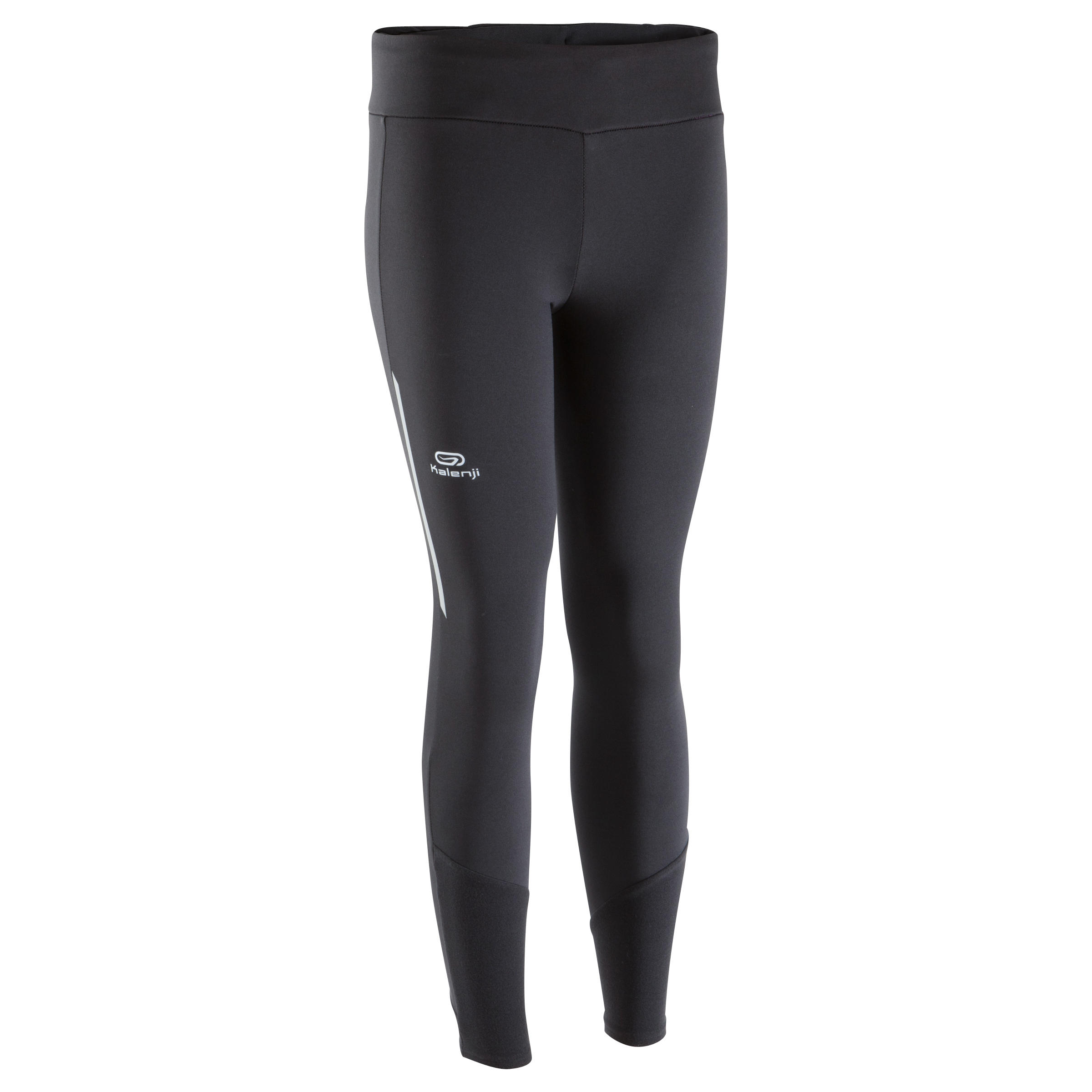 COLLANT JOGGING FEMME COURSE CHAUD NOIR