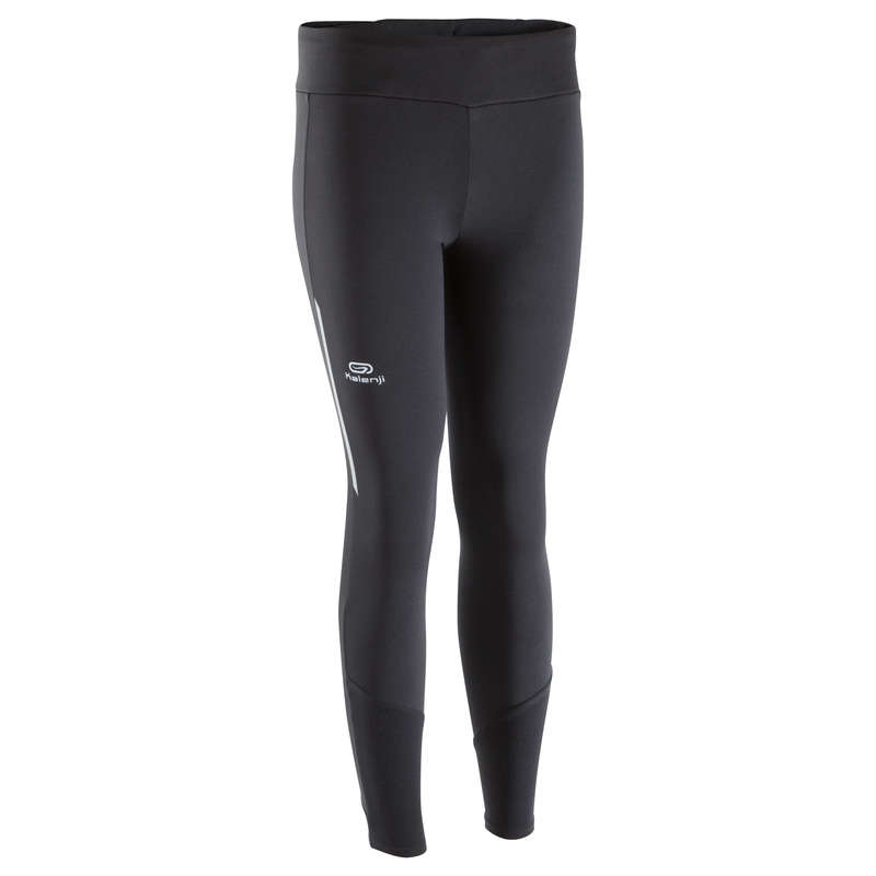 WOMAN JOGGING COLD PROTECTION CLOTHES - RUN WARM TIGHTS KALENJI