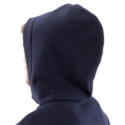 Hoodie Full H voor volwassenen blauw - 1020205