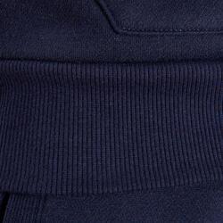 Hoodie Full H voor volwassenen blauw - 1020209