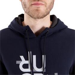 Hoodie Full H voor volwassenen blauw - 1020210