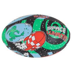 Rugbybal Intergalactic maat 5 zwart - 1020220