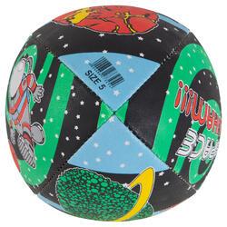 Rugbybal Intergalactic maat 5 zwart - 1020229