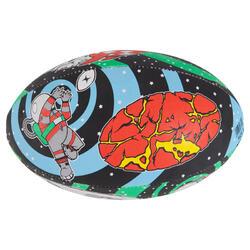 Rugbybal Intergalactic maat 5 zwart - 1020232