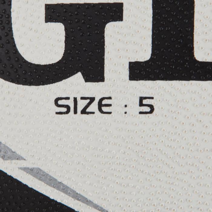 Balón de rugby GTR 4000 talla 5 negro