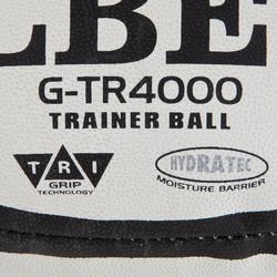 Rugbybal GTR 4000 maat 5 zwart