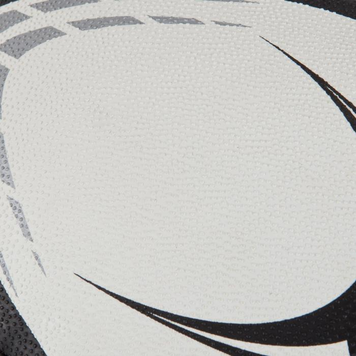 Ballon de rugby GTR 4000 taille 5 noir