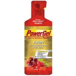 Energiegel Powergel rode vruchten 41 g - 102042