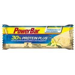 Eiwitreep Protein Plus 30% vanille kokosnoot 55 g