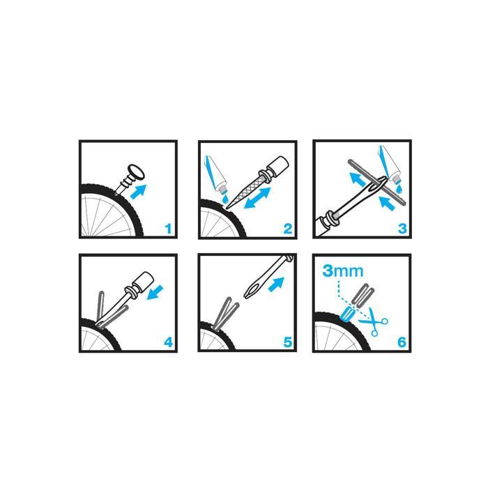 Reparaturset Tubeless-Reifen