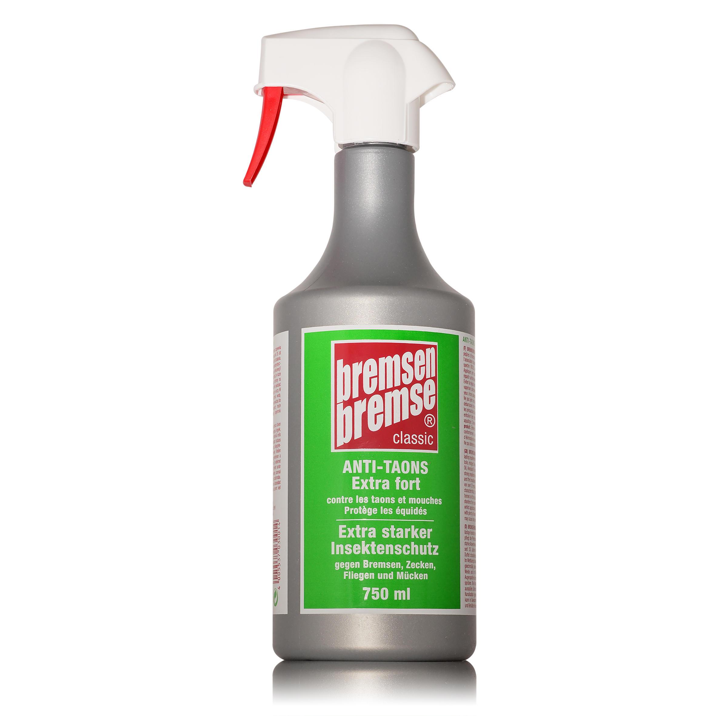 Zedan Insectenwerende spray Zedan Extra Fort anti-dazen paarden en pony's - 750 ml thumbnail