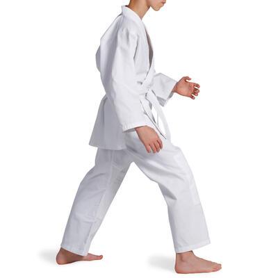 Дитяче кімоно 100 для дзюдо - Біле