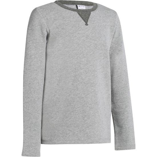 Warme gym sweater voor jongens - 1020937