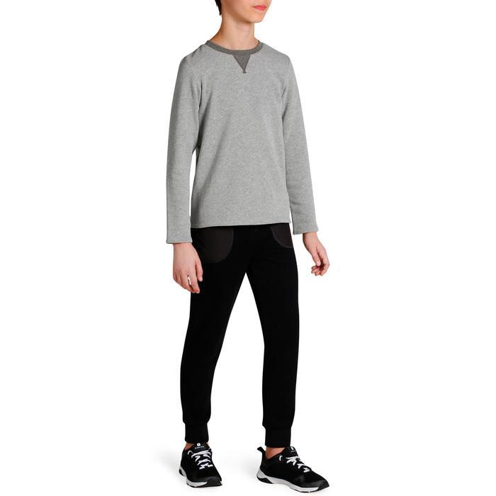 Sweat 100 Gym garçon - 1020943