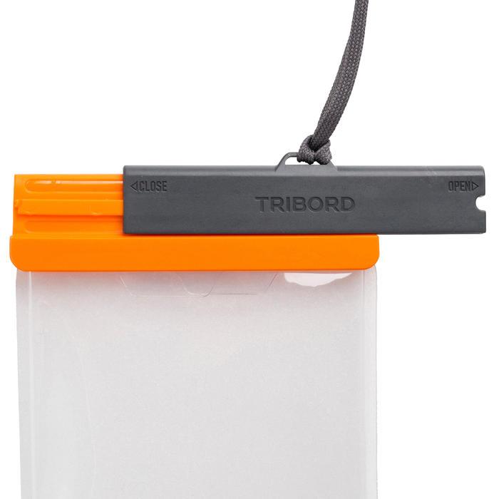 Waterdicht telefoonhoesje IPX7 maat large
