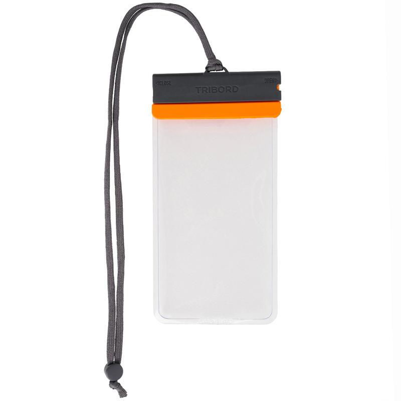 WATERPROOF PHONE POUCH LARGE IPX8