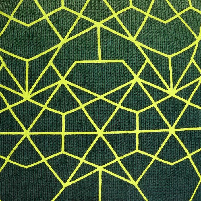 Skimütze Spider Erwachsene schwarz/gelb