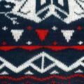 LYŽAŘSKÉ ČEPICE DOSPĚLÍ Lyžování - LYŽAŘSKÁ ČEPICE SE VZOREM WEDZE - Lyžařské oblečení a doplňky