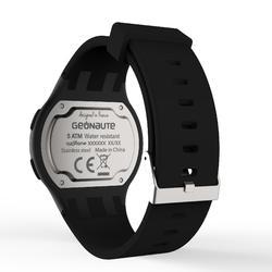 Ditigaal sporthorloge met stopwatch voor heren W100 M zwart - 1021793