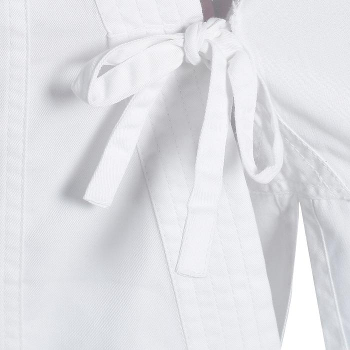 Karateanzug Kinder 100 weiß