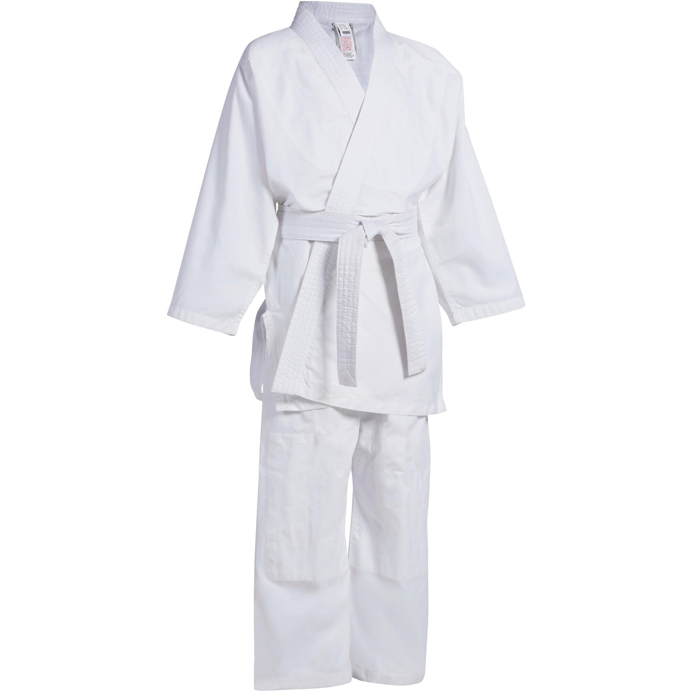 200 Kids' Beginner Judo, Aikido, Jiu Jitsu Gi