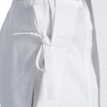 100 Kids Karate Gi - White
