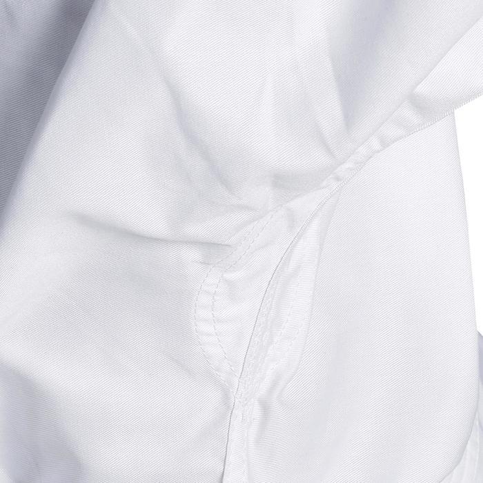 Judogi, kimono júnior de judo, Aikido Outshock 100 blanco