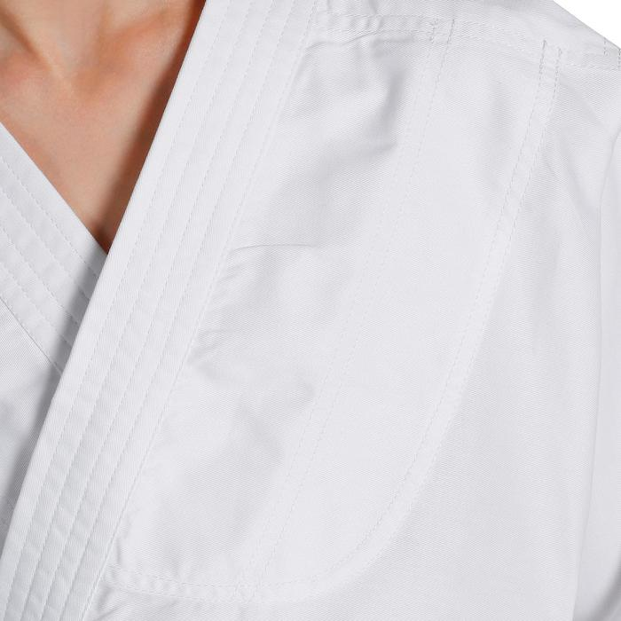 Judopak 100 voor kinderen wit