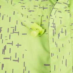 Fietsjack warm stad 900 heren reflecterend fluogeel (lime) - 1021860