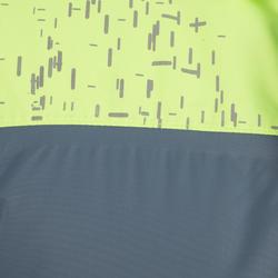 Fietsjack warm stad 900 heren reflecterend fluogeel (lime) - 1021866