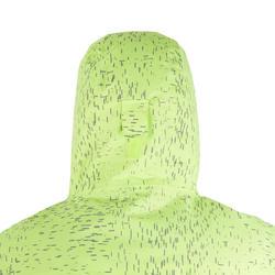 Fietsjack warm stad 900 heren reflecterend fluogeel (lime) - 1021880