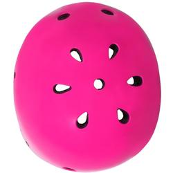 Skating Skateboarding Scootering and Cycling Helmet Play 3 - Pink